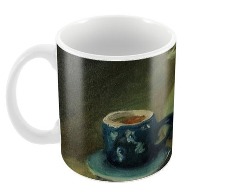 tea love Coffee Mugs | Artist : the scribble stories