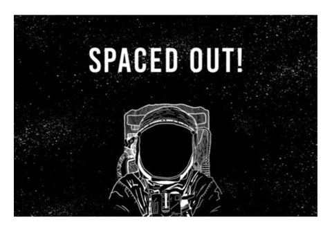 PosterGully Specials, SPACED OUT! Wall Art  | Artist : DISHA BHANOT, - PosterGully