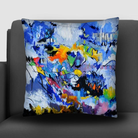 abstract 85214 Cushion Covers | Artist : pol ledent