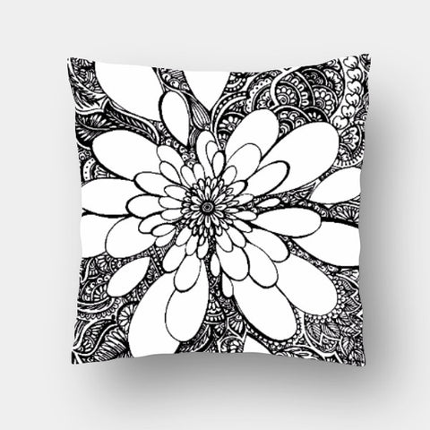 Cushion Covers, Fallen petals Cushion Cover | Artist : Surabhi Priji Suran, - PosterGully