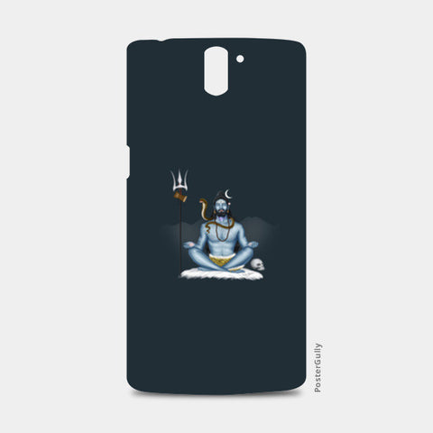 One Plus One Cases, Shankar -The Destroyer One Plus One Cases | Artist : Puneet Gaur Barnala, - PosterGully