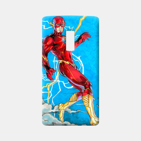 One Plus Two Cases, The Flash - Fan art  One Plus Two Cases | Artist : Monisha Miriam, - PosterGully
