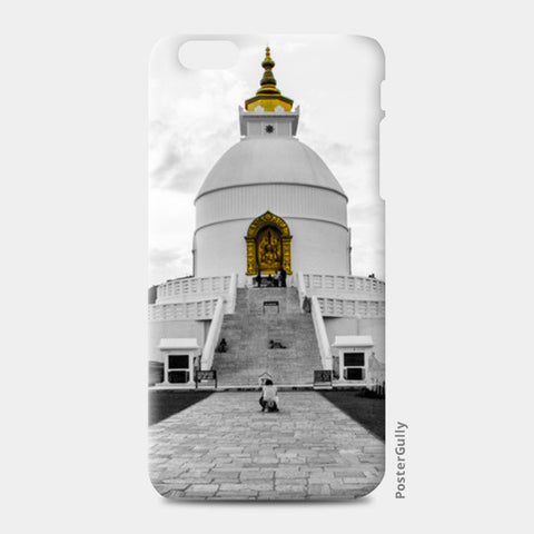 iPhone 6 Plus / 6s Plus Cases, World Peace Pagoda iPhone 6 Plus / 6s Plus Cases | Artist : Adama Toure, - PosterGully