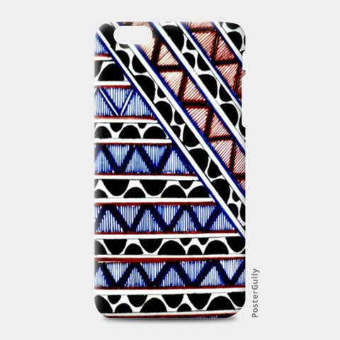 iPhone 6/6S Plus Cases, Patterns iPhone 6 Plus/6S Plus Cases | Artist : Surabhi Jha, - PosterGully