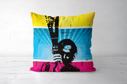 weed Cushion Covers | Artist : Boys Theory
