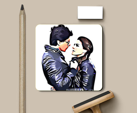 Coasters, Dilwale Coasters | Artist : Delusion, - PosterGully
