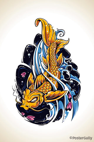 Fish Intricate Artwork