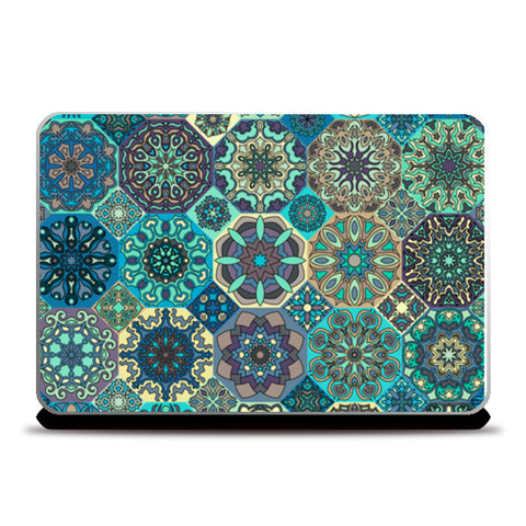 Shining Pattern Laptop Skins | Artist : Creative DJ