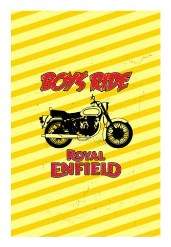 PosterGully Specials, Boys Ride Wall Art | Artist : Designerchennai, - PosterGully