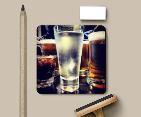 Coasters, Bottoms UP Coaster | Anushree, - PosterGully