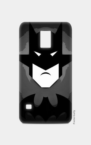 Samsung S5 Cases, Mr. Bat Black Samsung S5 Cases | Artist : Jax D, - PosterGully