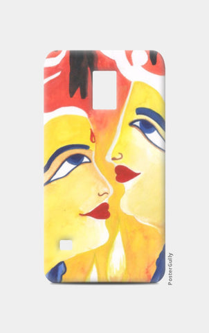 Samsung S5 Cases, Symbol Of Peace Samsung S5 Cases | Artist : Teena Chauhan, - PosterGully