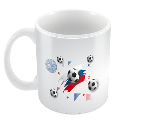 Football Love Fifa | #Footballfan Coffee Mugs | Artist : Creative DJ