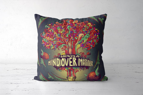 Mind Over Matter Cushion Cover | Artist : BFL Warehouse