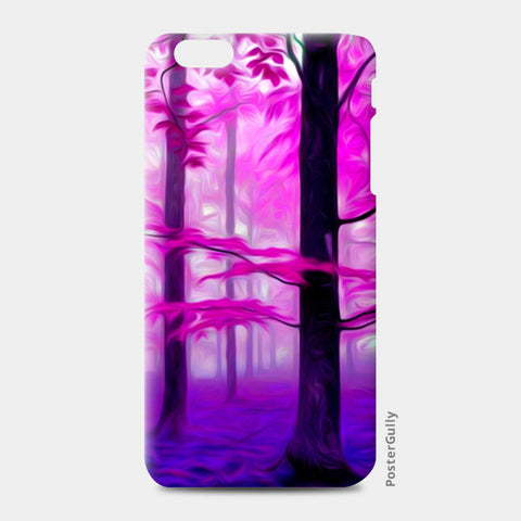 Pink Nature iPhone 6 Plus/6S Plus Cases | Artist : Rameshwar Chawla
