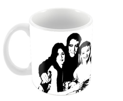 Friends coffee mugs design  Coffee Mugs | Artist : Noella Dias