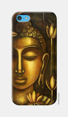 iPhone 5c Cases, Golden Buddha iPhone 5c Case | Artist: Raji Chacko, - PosterGully