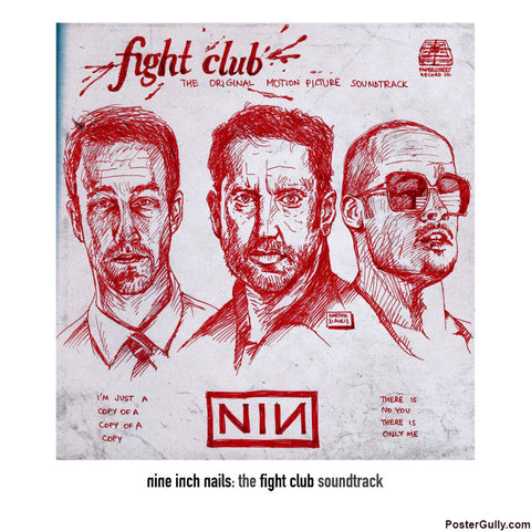 Square Art Prints, Nine Inch Nails Artwork | Artist: Karthik Abhiram, - PosterGully