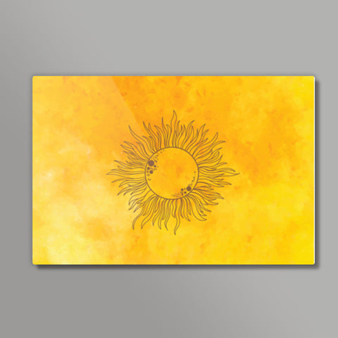 Shine Brightly Metal Prints | Artist : Stuti Bajaj