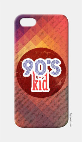 iPhone 5 Cases, 90s kid iPhone 5 Case | Artist: Abhishek Faujdar, - PosterGully