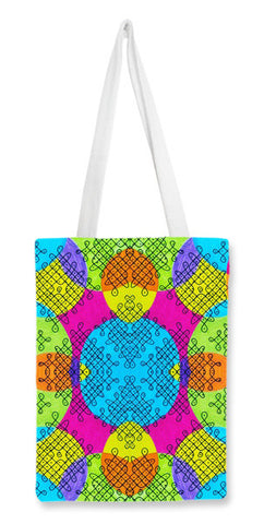 indian twisties Tote Bags | Artist : the unskilled artist
