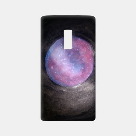 Way to the universe @srijana's  One Plus Two Cases | Artist : srijana giri
