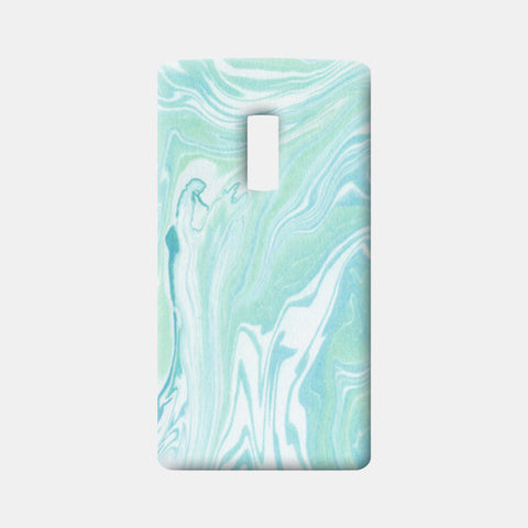 Marble Texture One Plus Two Cases | Artist : Ayushi Jain