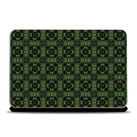 Decorative Patterns 9 Laptop Skins | Artist : Delusion