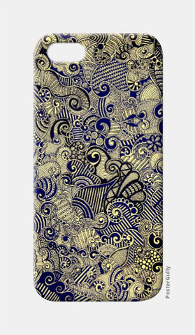 iPhone 5 Cases, Labyrinthe iPhone 5 Case | Sanjana Radhakrishnan, - PosterGully