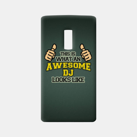 One Plus Two Cases, Awesome DJ One Plus Two Cases | Artist : DJ Ravish, - PosterGully
