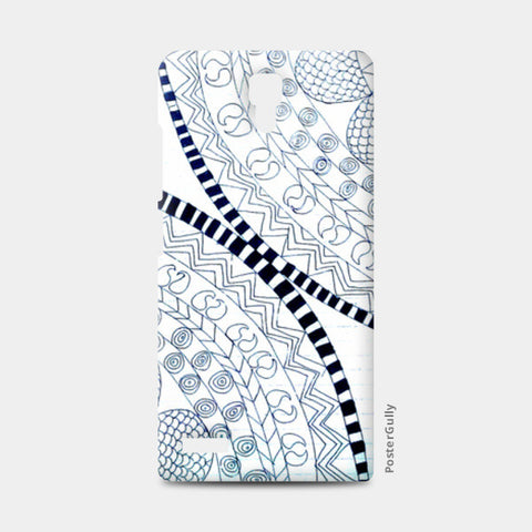 Symme3 (Doodle All The Way!) Redmi Note Cases | Artist : Hansika Sachdeva