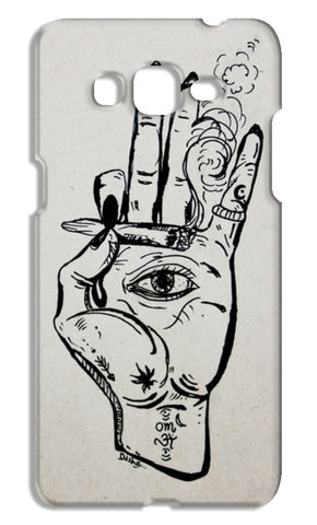 jai sambo Samsung Galaxy Grand Prime Cases | Artist : the scribble stories