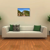 Canvas Art Prints, Full Of Life Stretched Canvas Print, - PosterGully - 3