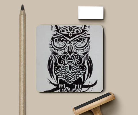 Coasters, The nocturnal Coasters | Artist : Sampriti Mukherjee, - PosterGully