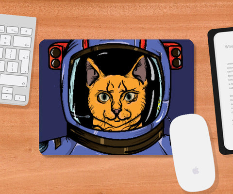 Mousepad, To Infinikitty And Beyond Mousepad | Raul Miranda, - PosterGully