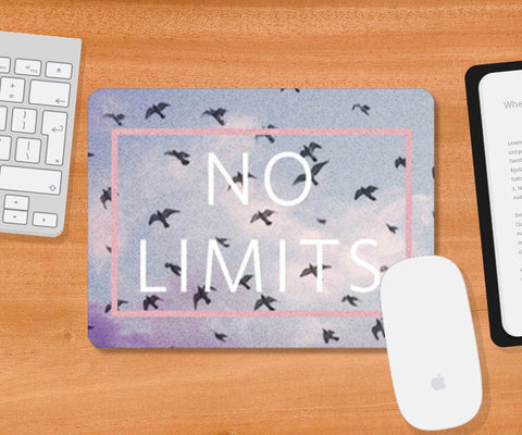 Mousepad, no limits Mousepad | Artist : art_riot, - PosterGully