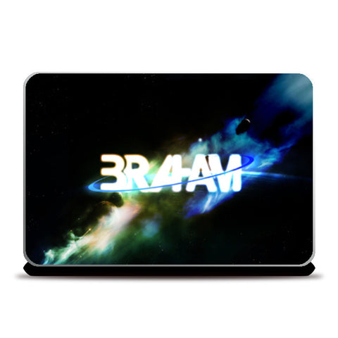 Laptop Skins, Laptop Skin Cover Black Nasa Sky Laptop Skins | Artist : Mohith Dhyanesh, - PosterGully