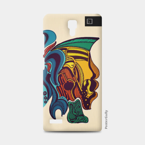 Redmi Note Cases, Nobody Redmi Note Cases | Artist : Siva kumar B, - PosterGully