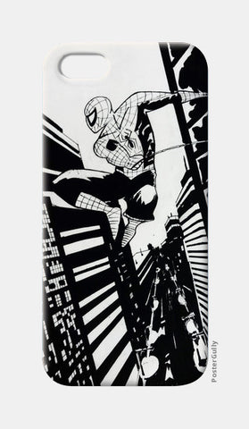 Spiderman iPhone 5 Cases | Artist : Aastha Pruthi