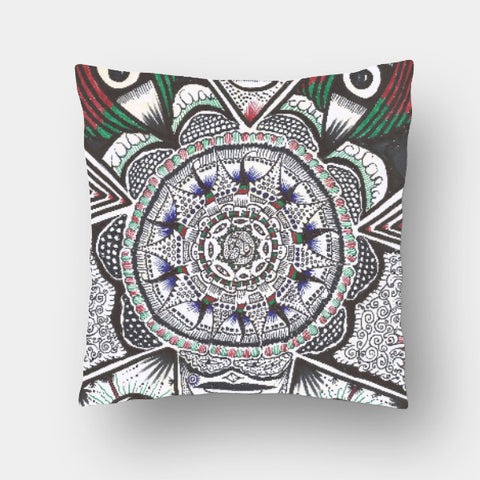 Cushion Covers, Third Eye Cushion Cover | Artist: Avneeth Srikrishna, - PosterGully
