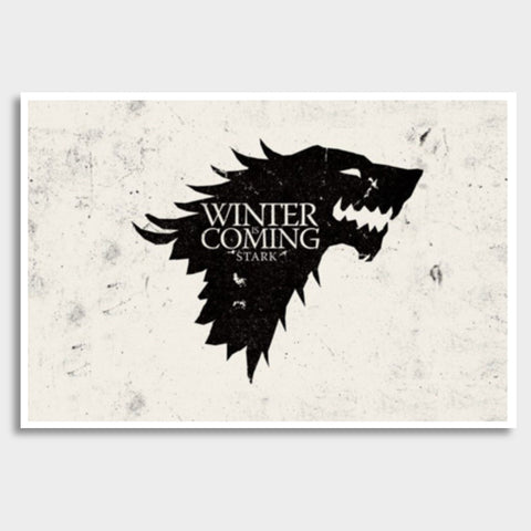 Game of throne Giant poster Giant Poster | Artist : Navdeep Sharma