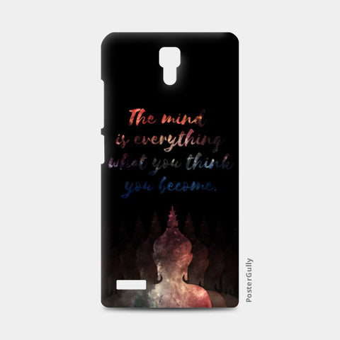 Buddha Quote - Motivational!! Redmi Note Cases | Artist : Dolly P