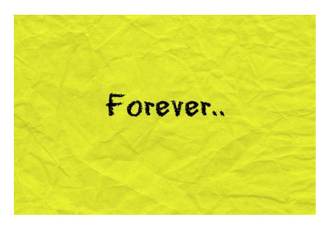 Forever Art PosterGully Specials