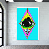 The Big Eye Wall Art | Artist : Anjuri Jain