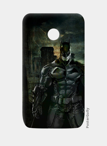 Moto E Cases, Batman - Arkham Origins Moto E Cases | Artist : Melwin Jose, - PosterGully