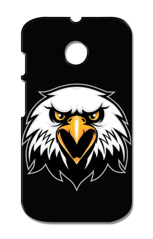 Mascot Head Of Eagle Moto E XT1021 Cases | Artist : Inderpreet Singh