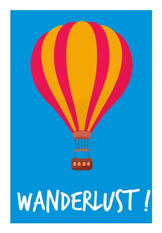 PosterGully Specials, WANDERLUST Wall Art | Artist : Manju Nk, - PosterGully