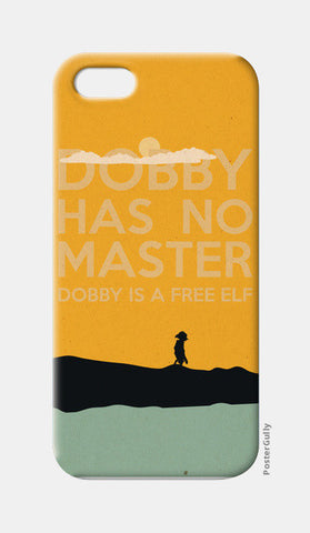 iPhone 5 Cases, Dobby is a Free Elf iPhone 5 Case | Rishabh Bhargava, - PosterGully