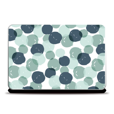 Pattern Bubble Laptop Skins | Artist : Creative DJ
