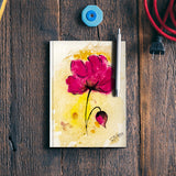 Floral || Water Colour Notebook | Artist : Ardour Art